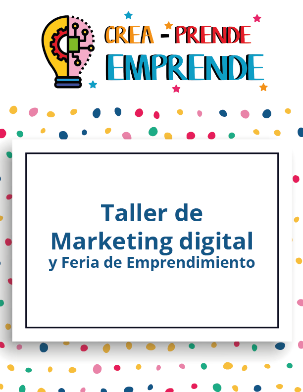 Taller de Marketing Digital y Feria Emprendimiento