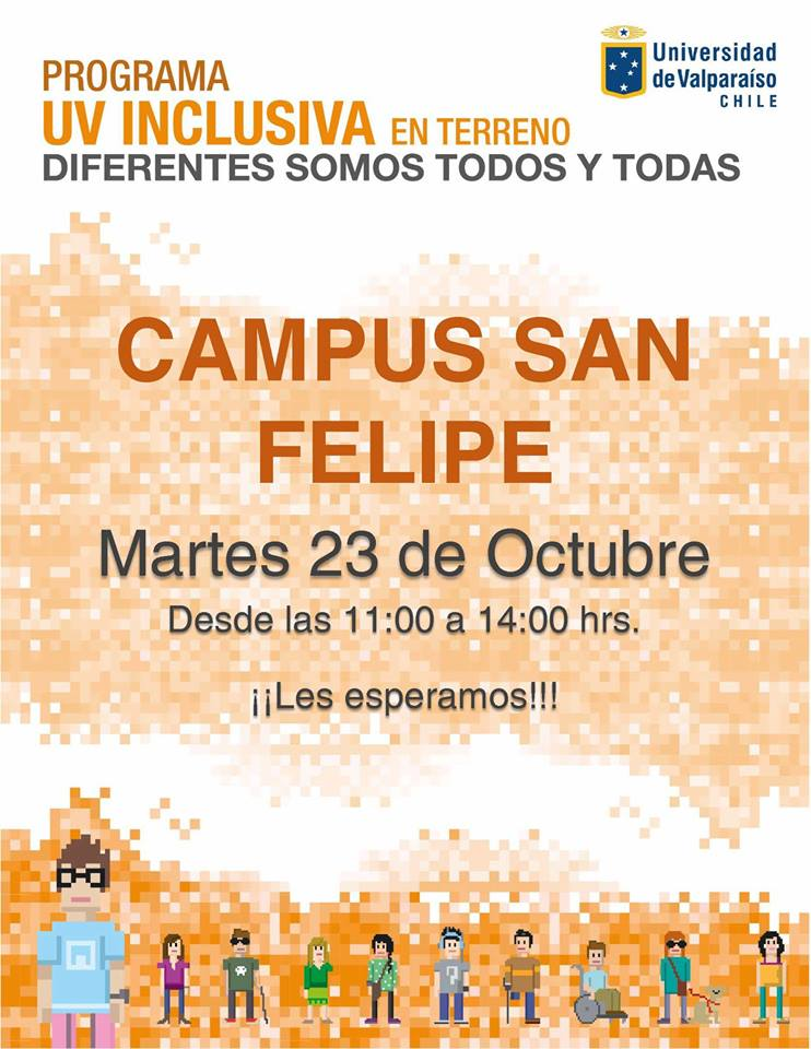 UV inclusiva en Campus